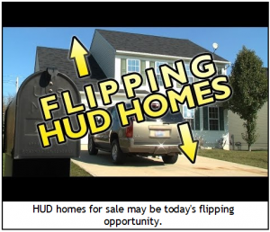 flipping HUD homes