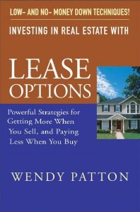 Lease option investing training