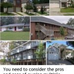 Pros and Cons of Owning Multiple Properties