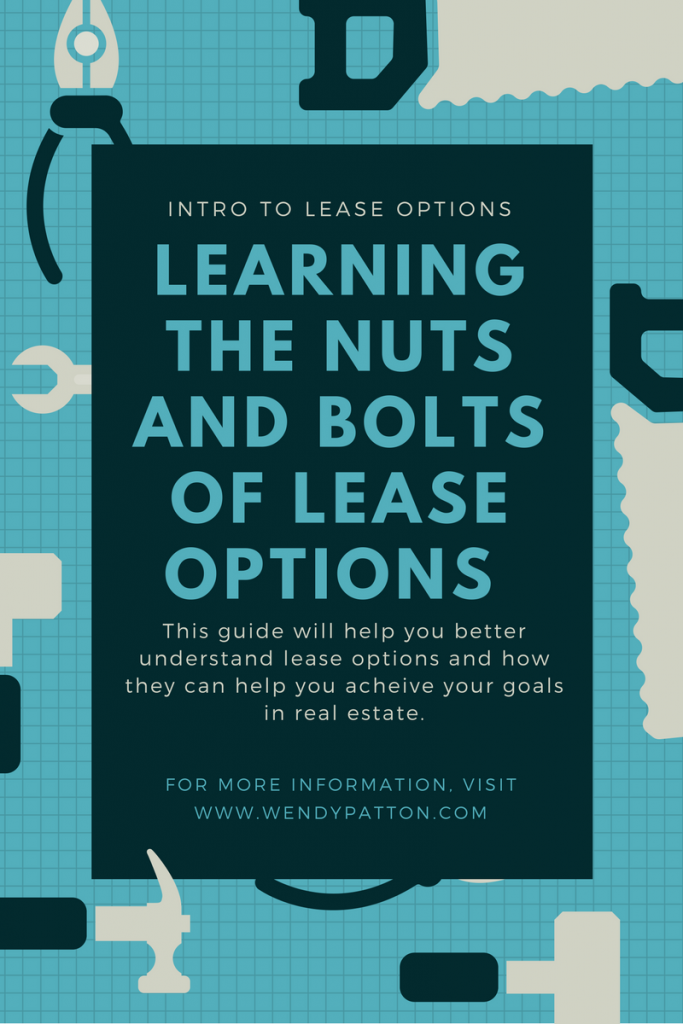 Introduction To Lease Options